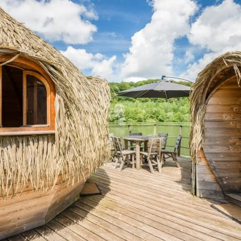 COUCOO GRANDS LACS - CABANE SPA ODYSSEE
