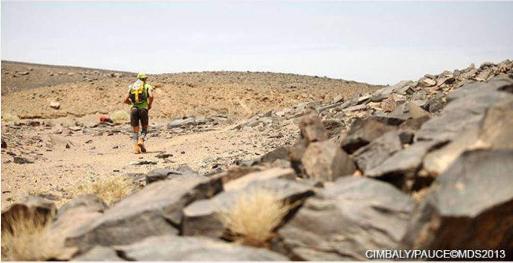 Image du marathon des sables