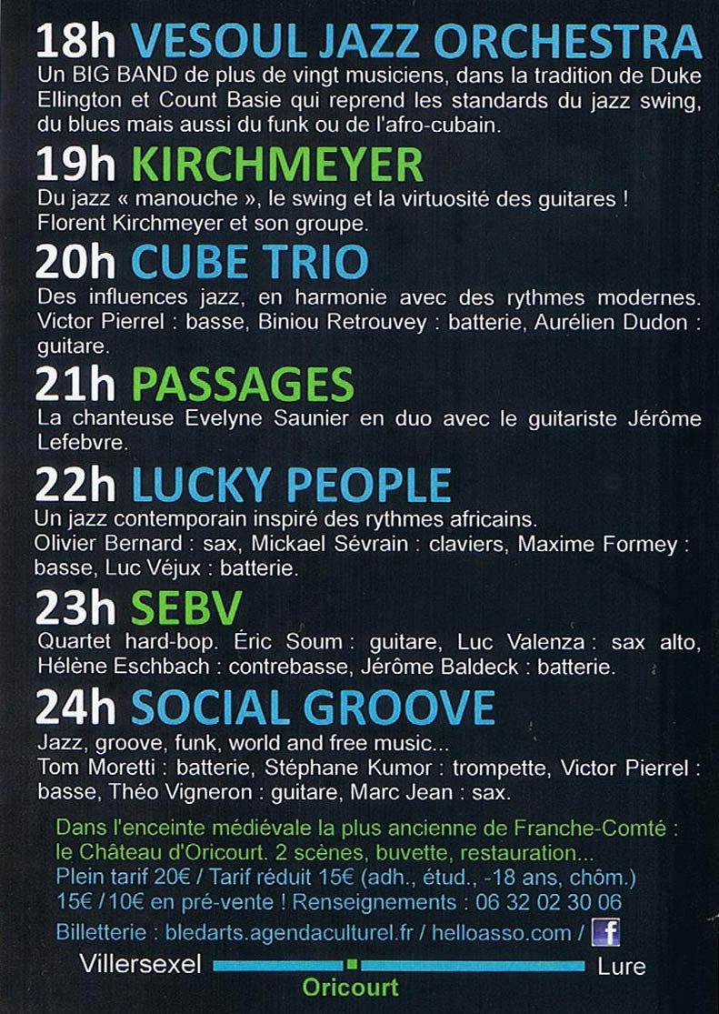 programme festival
