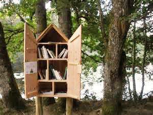 mini-bibliothèque