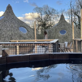COUCOO GRANDS LACS - CABANE SPA CARAVELLE