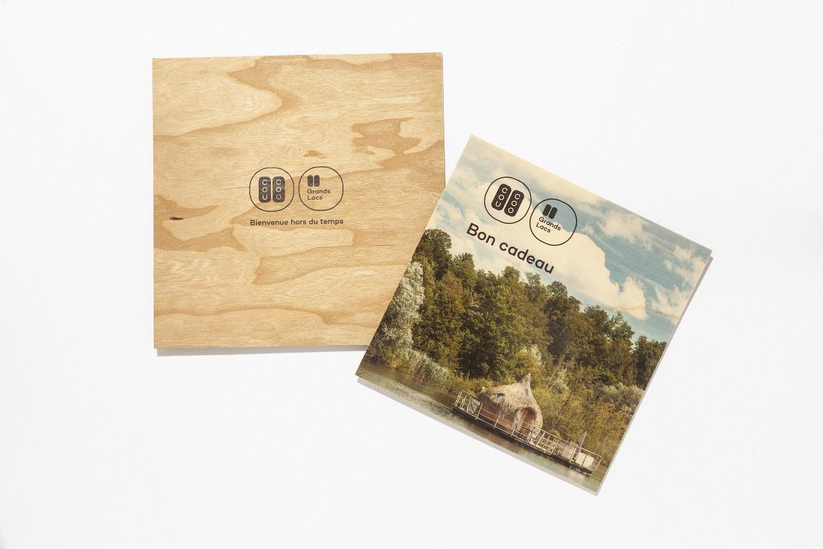 Bons cadeaux - Eco-domaine Coucoo Grands Lacs en Franche-Comté 7c01fbf5989